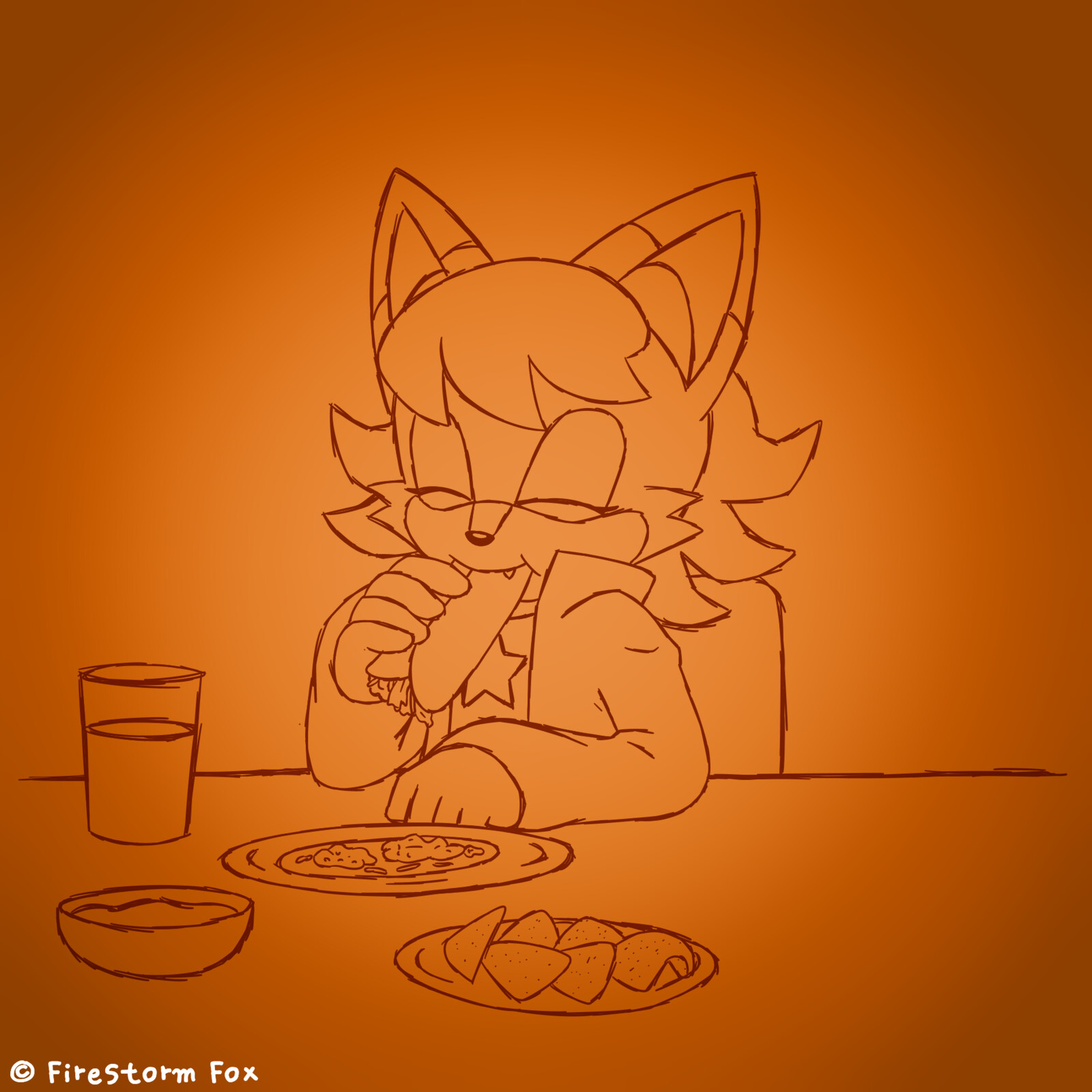 Cinder National Taco Day (Oct)