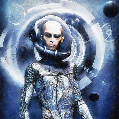 Luca oleastri alien marks