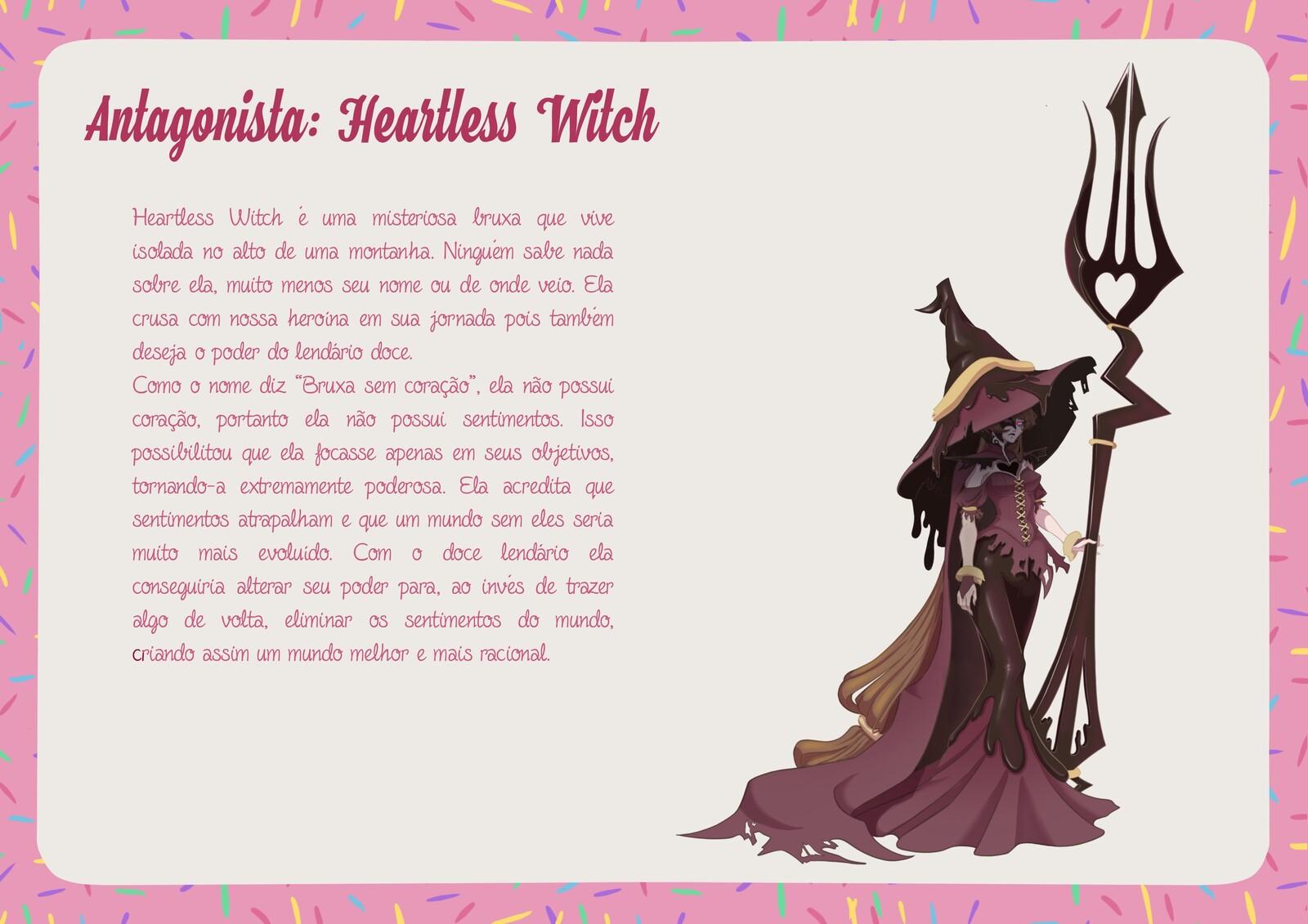 Villain: Heartless Witch