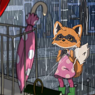 Tom clarke fox