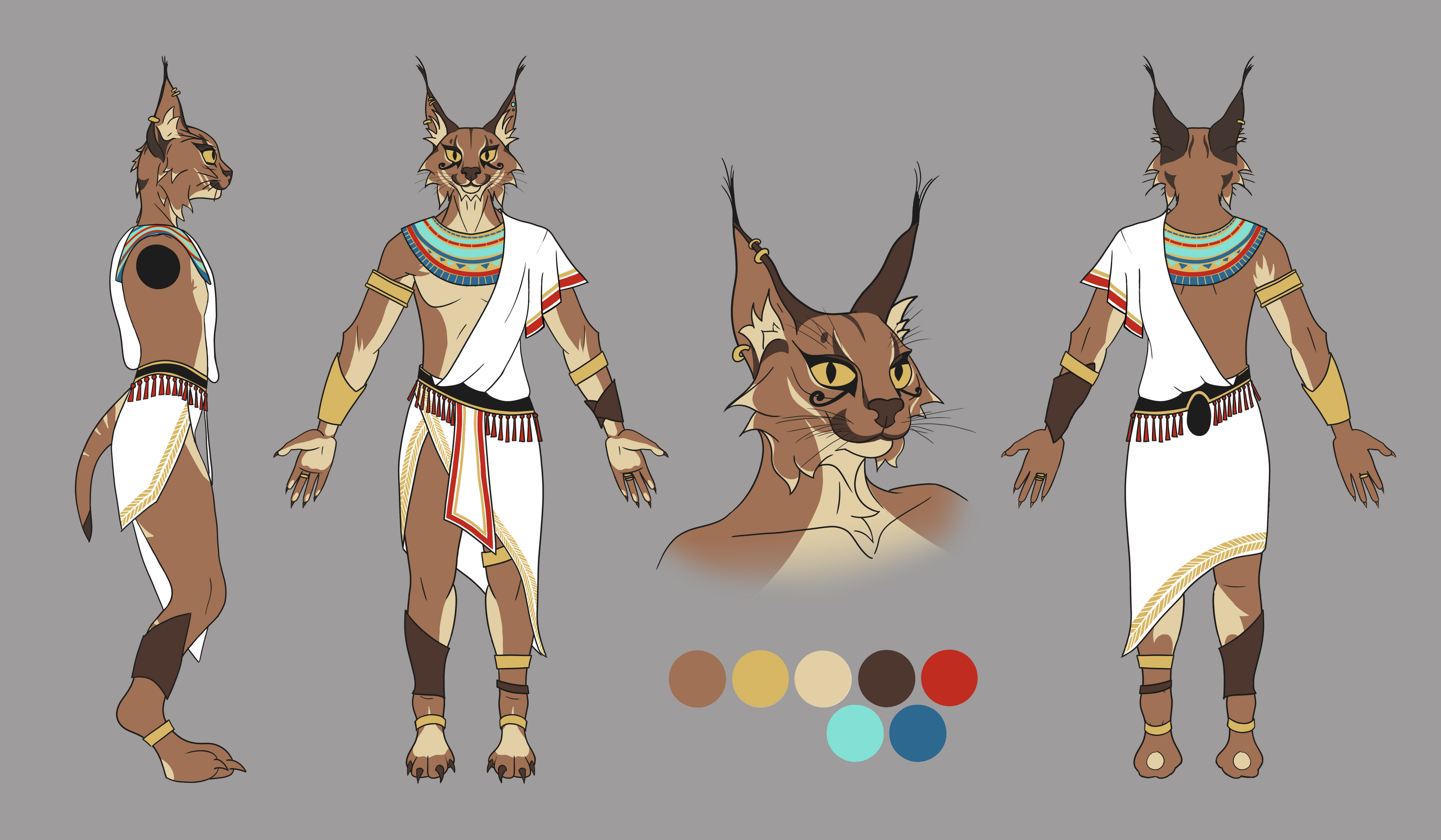 Initial design reference sketch