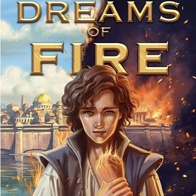 Yasushi matsuoka dreams of fire cover