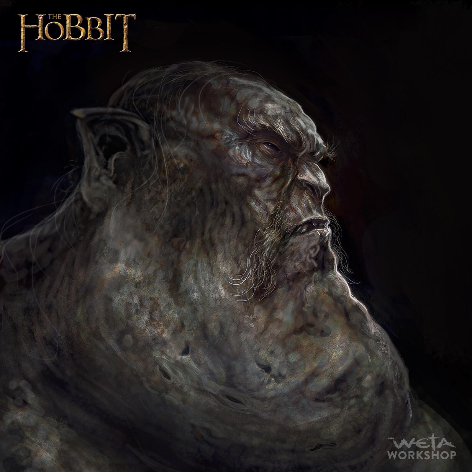 Goblin King Concept