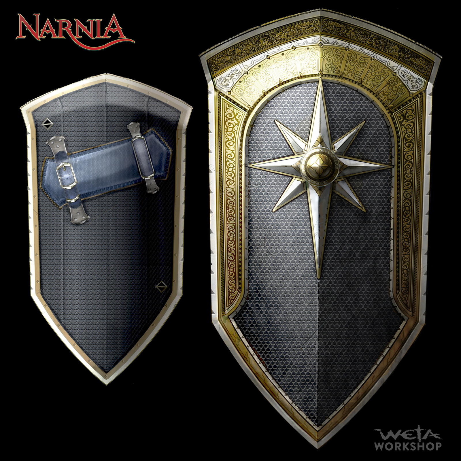 Miraz Shield