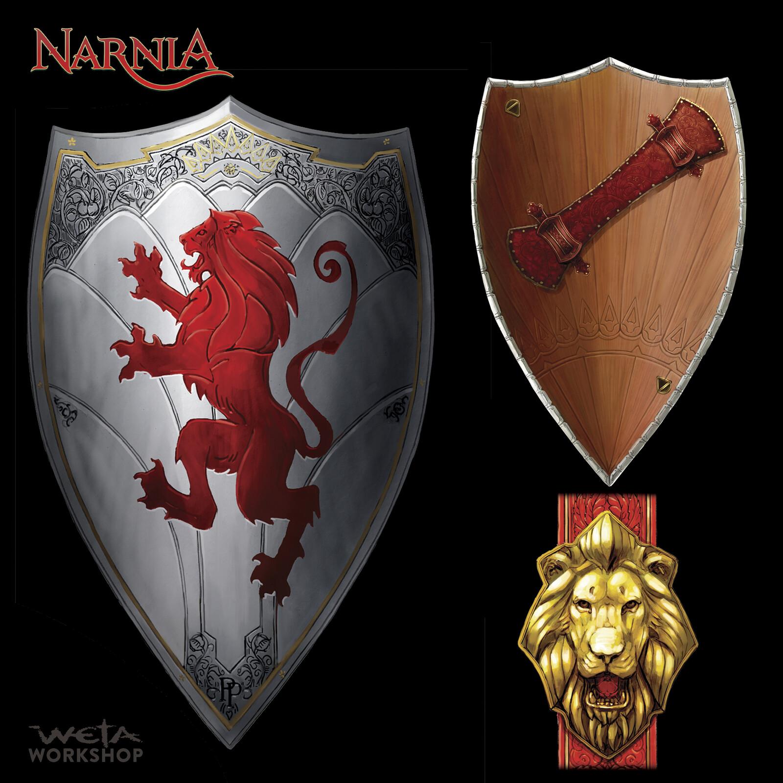 Peter's Shield