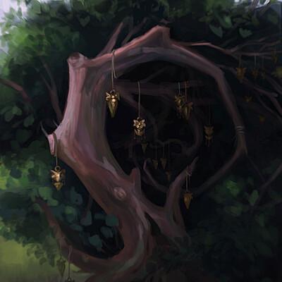 Margarita bourkova 202105 whishing tree final