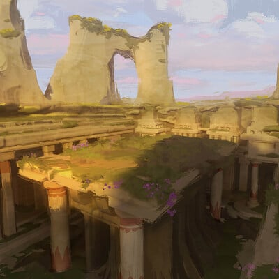 Sunken Temple 2