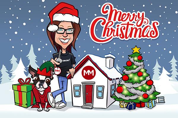 Christmas 2020, Pennsylvania