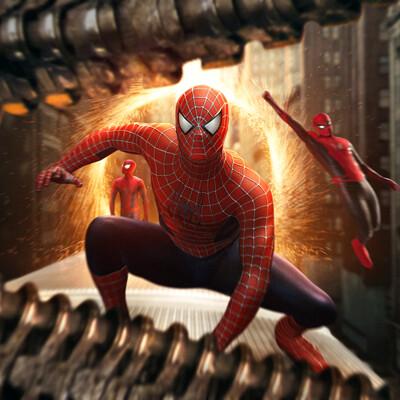 Mizuri spiderman2spiderverse
