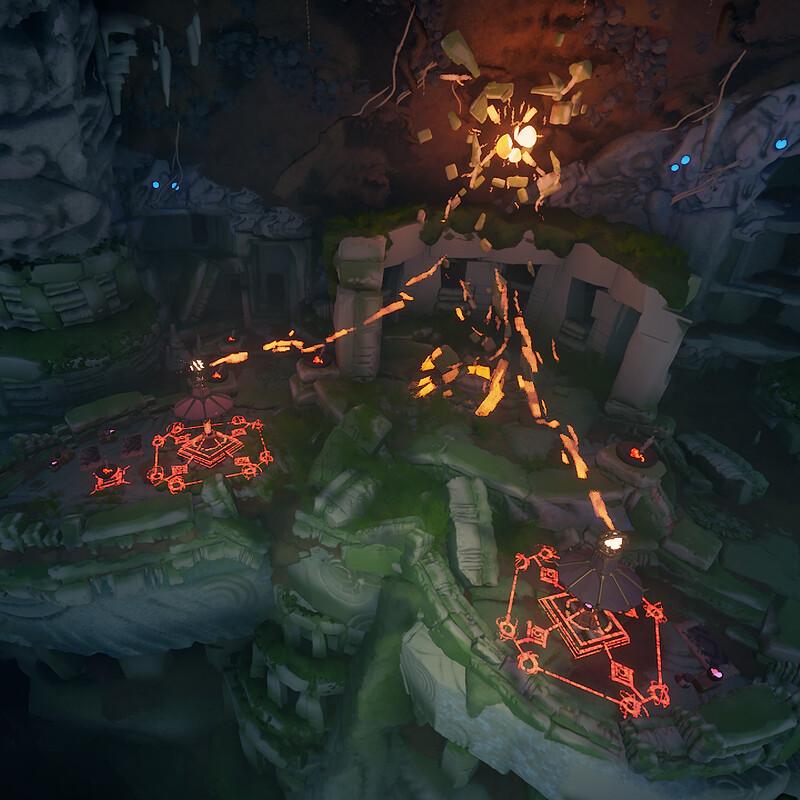 Dungeon below Yggdrasil's Rest #2