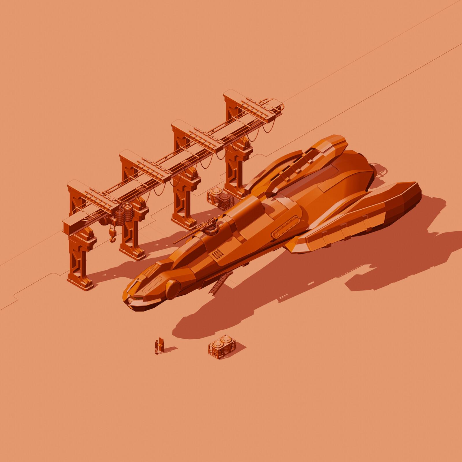 Equinox Early Prototype