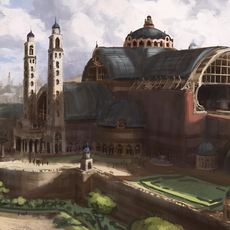 Station of Saints