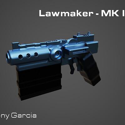 Tony garcia weaponf