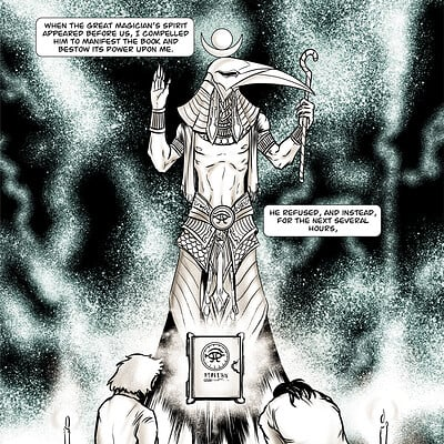 Loc nguyen book of thoth lettered page 03 08