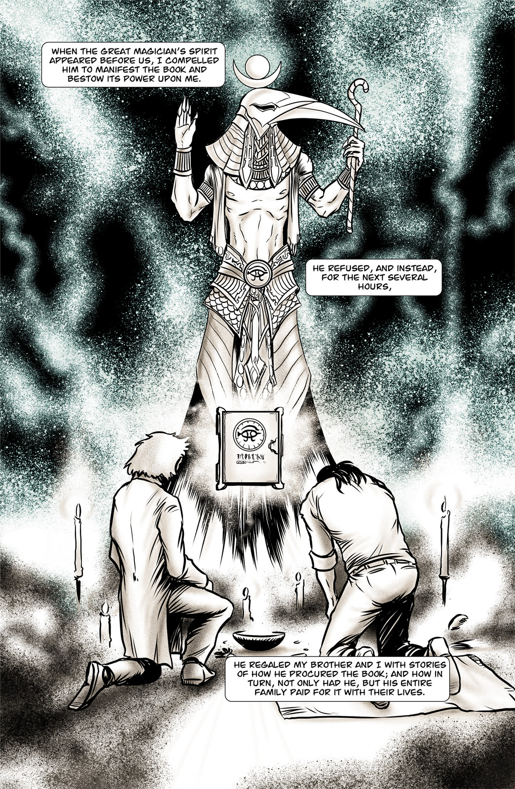 Book of Thoth Page 3 Final