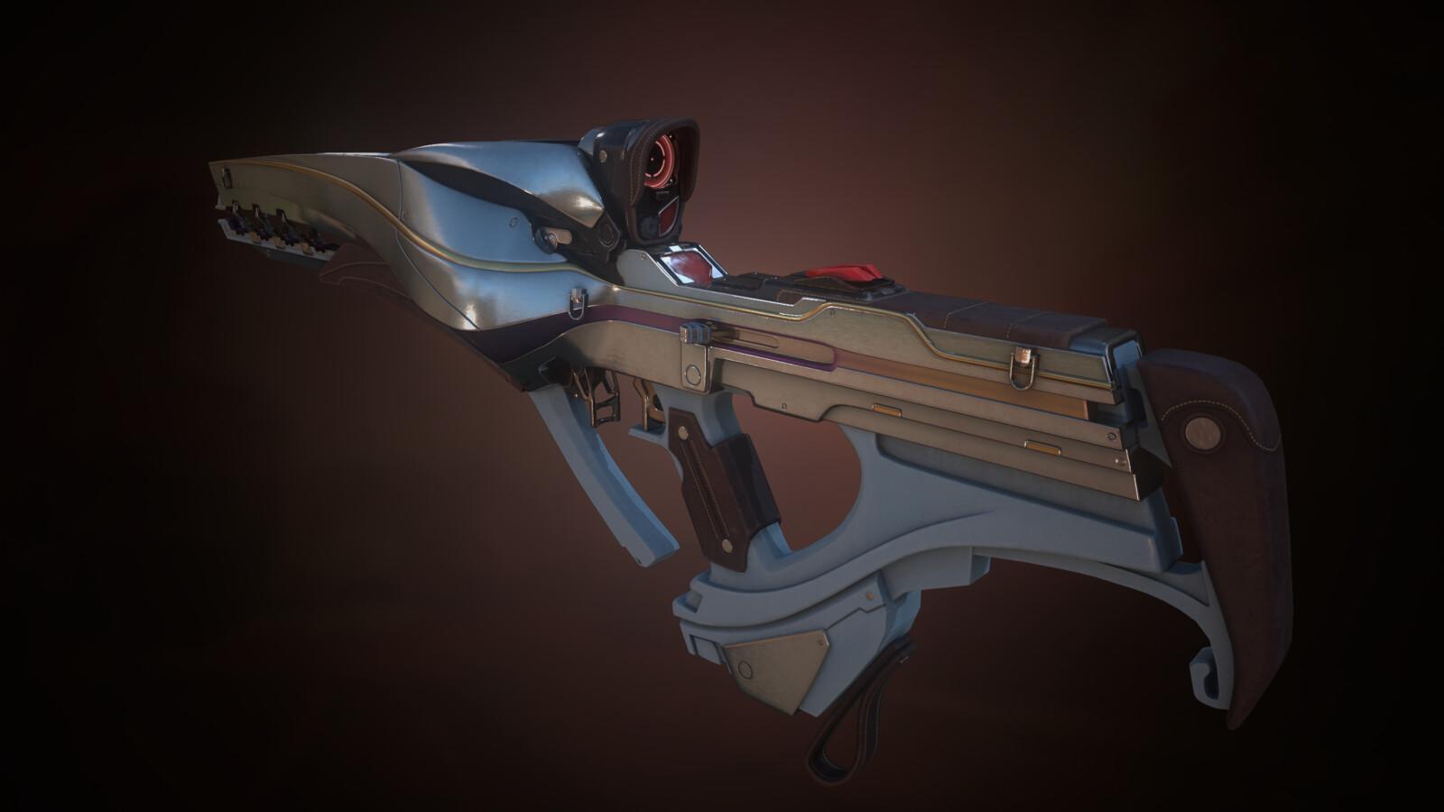 Polaris Lance (Destiny 2)