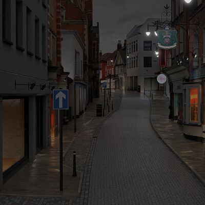 Graeme chegwidden high street