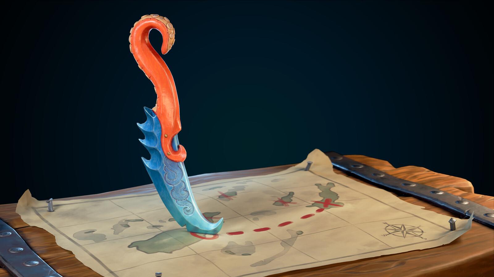 Secrets of the Kraken