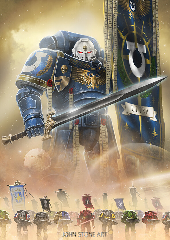 Sons of Guilliman