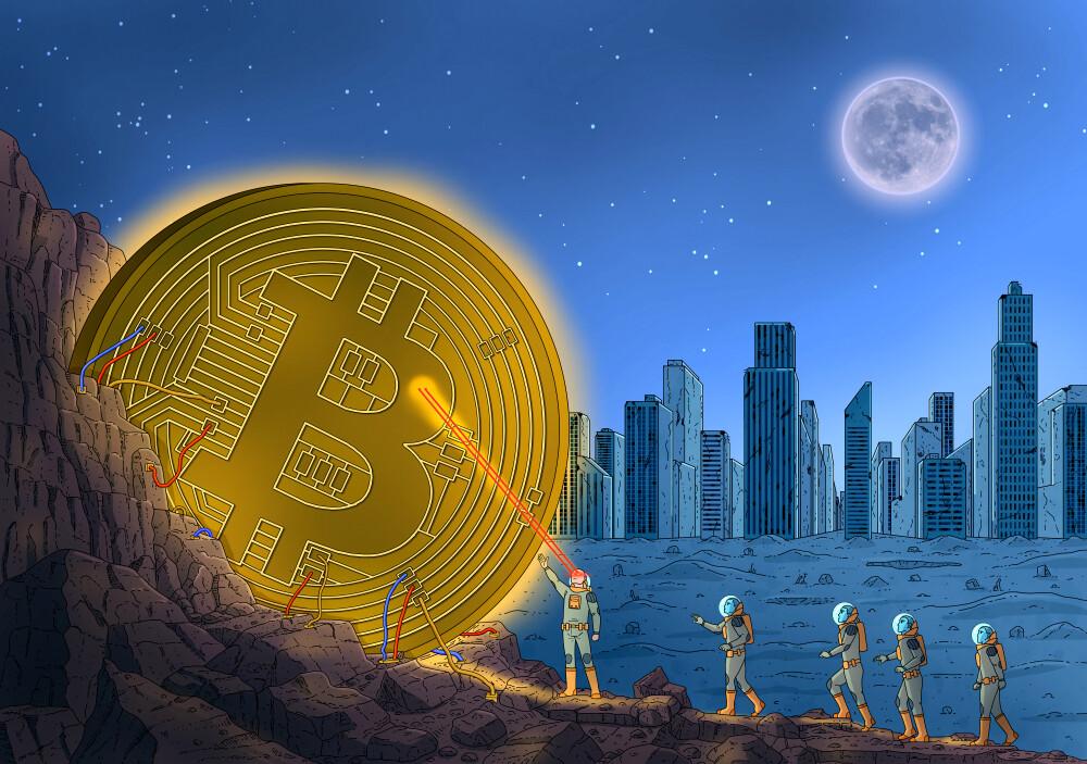Crypto art commission