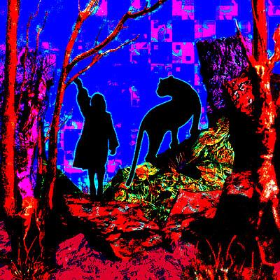 Ashley potter dantes forest