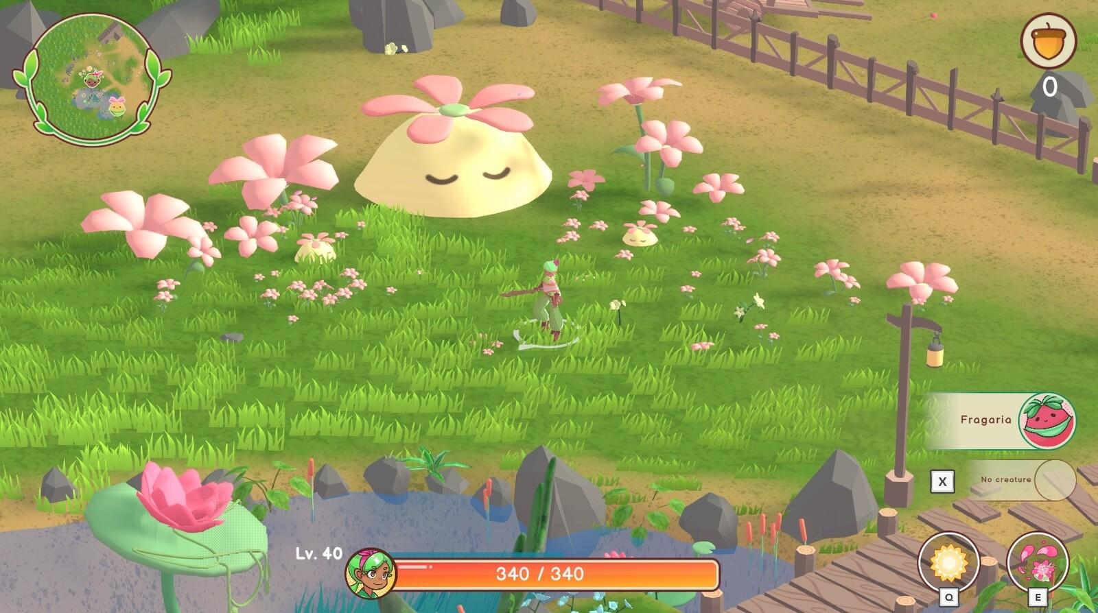 More in game screenshots!