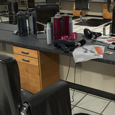 Coby schouten hairsalon