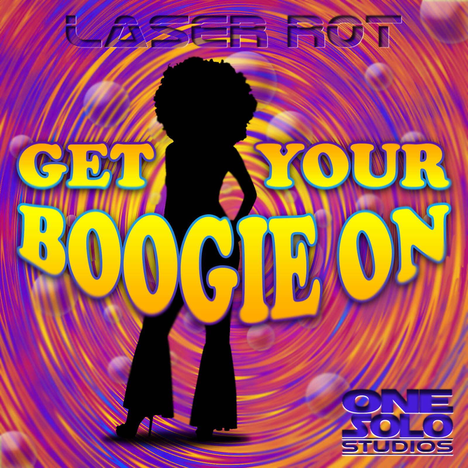Get Your Boogie On (Album Cover Artwork)