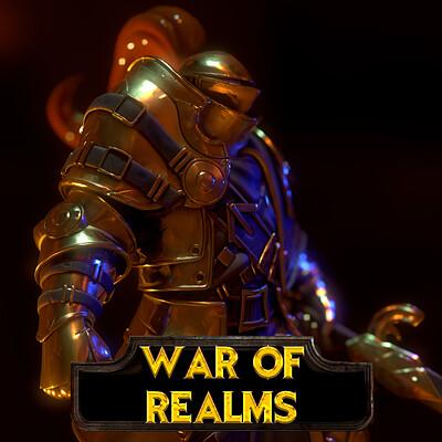 Renan leser paladin renan leser war of realms