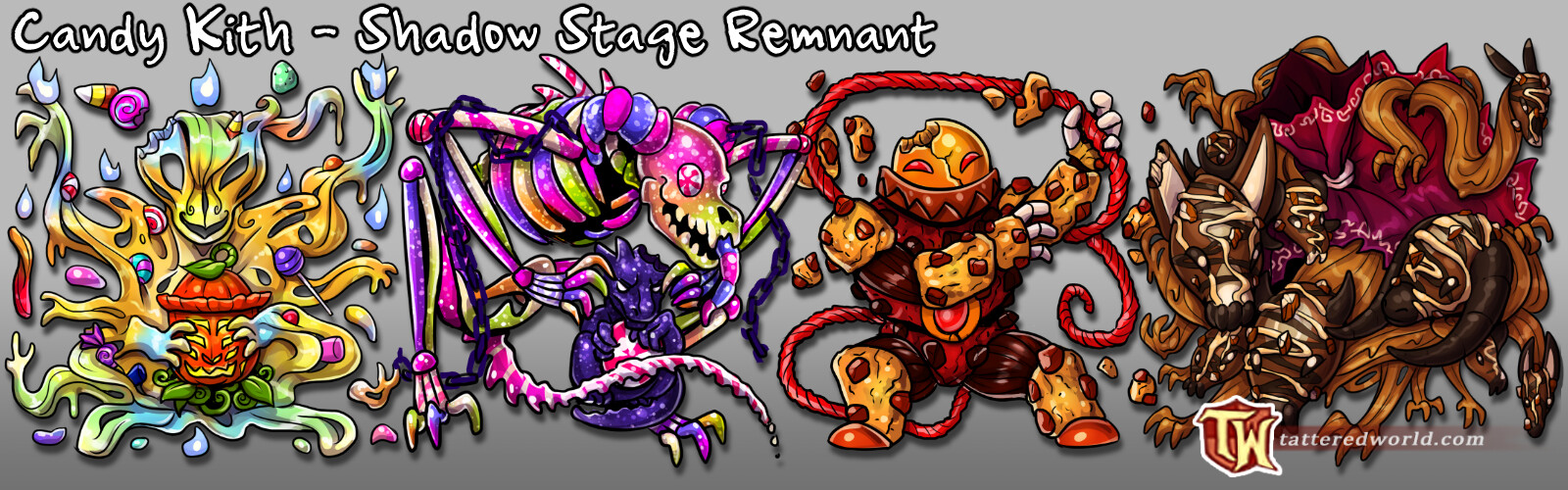 Specialty Stage - Candy Kith (Shadow Stage Remnant)