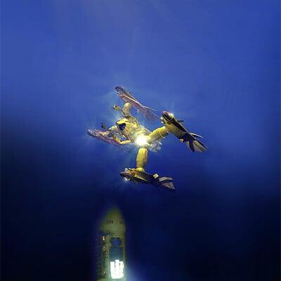 Luca oleastri deep ocean