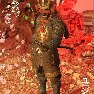 Eugene dlcrx samurai 0 3