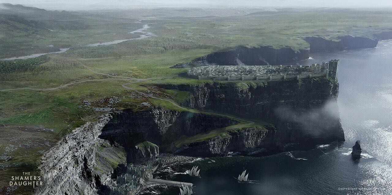 Durnak cliff high-concept