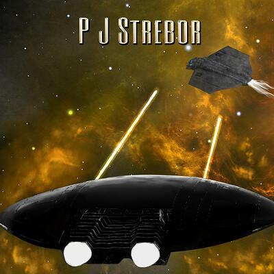 Shakedown Cruise - Ebook Cover Art