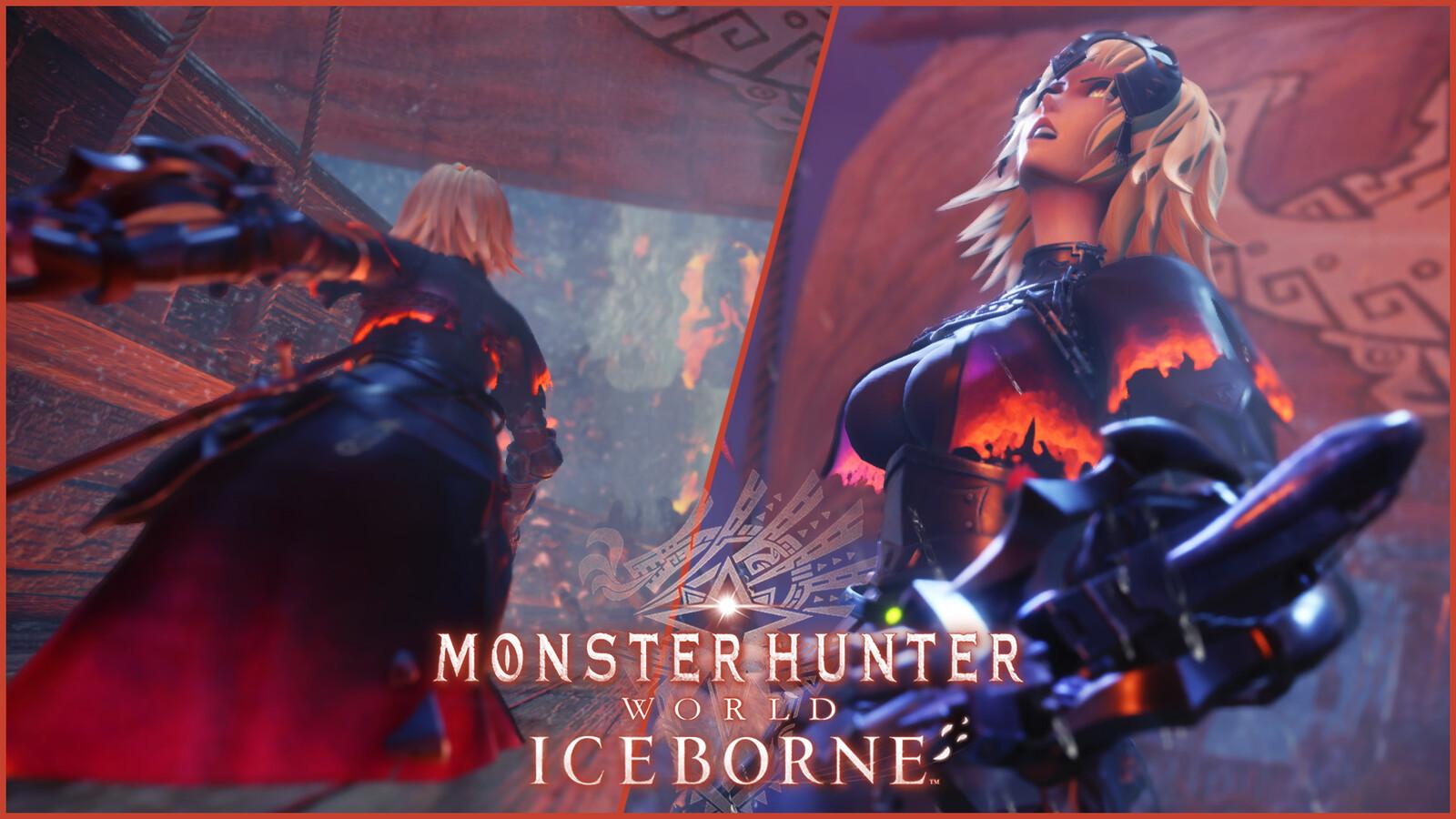 Monster Hunter: World Screenshots