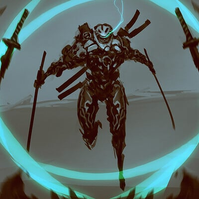Benedick bana darkfall baku shadow assassin final lores