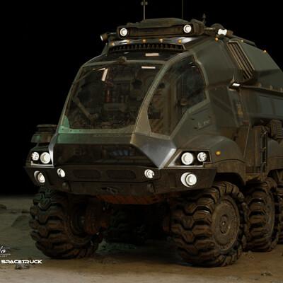 Saul barreto spacetruck 022
