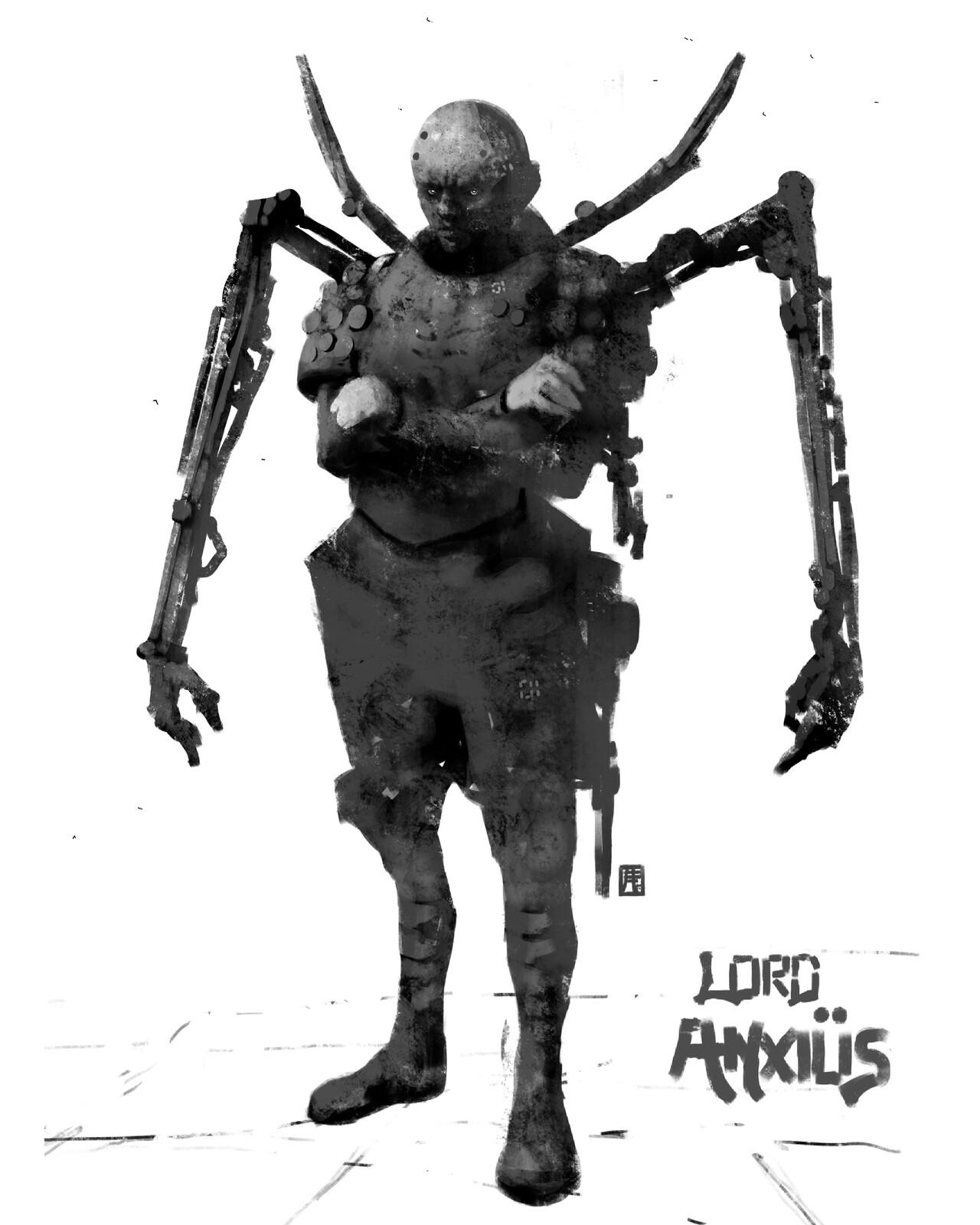 Lord Anxiüs' Internal Turmoil//01
