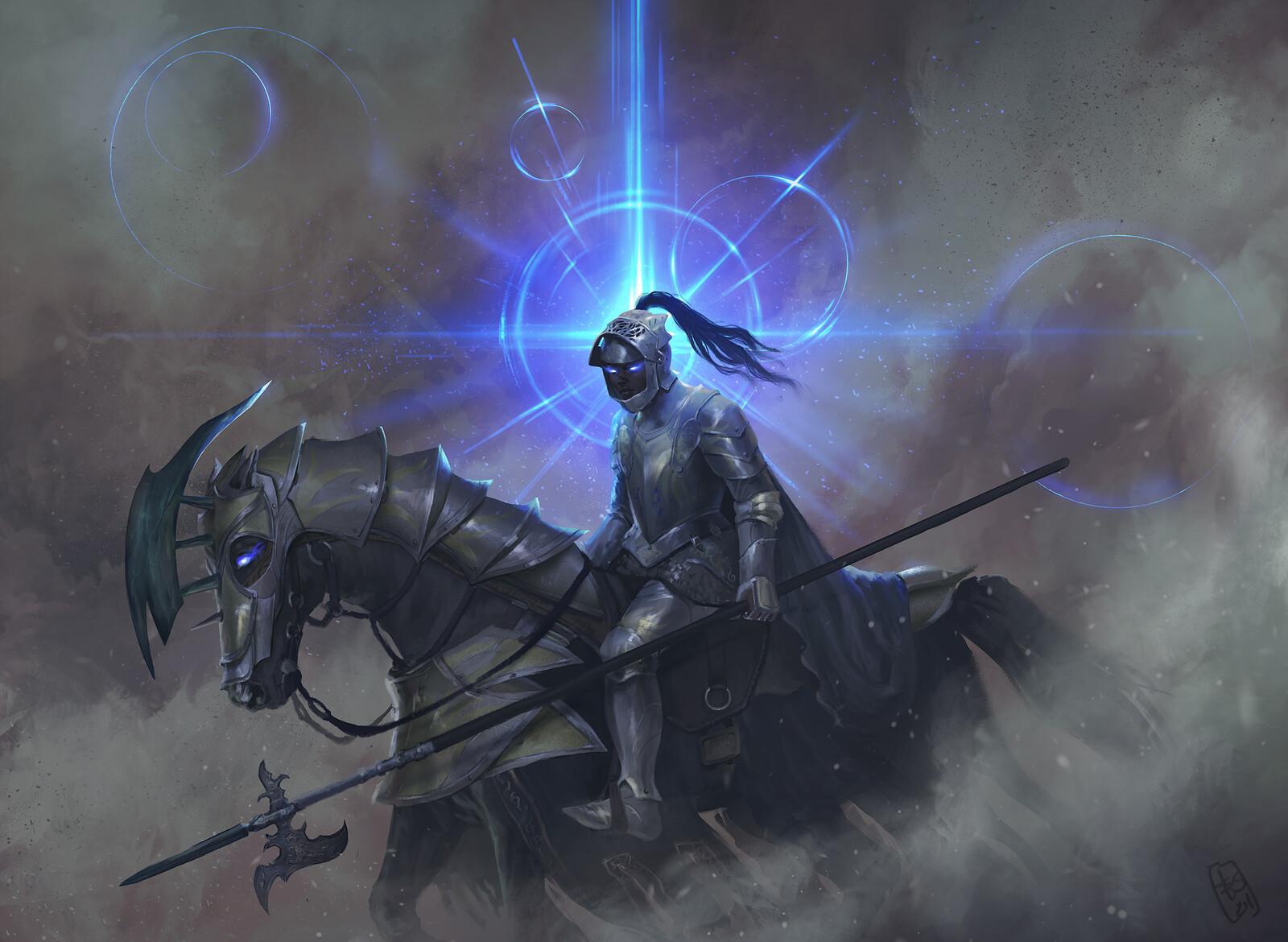 Subservient Knight