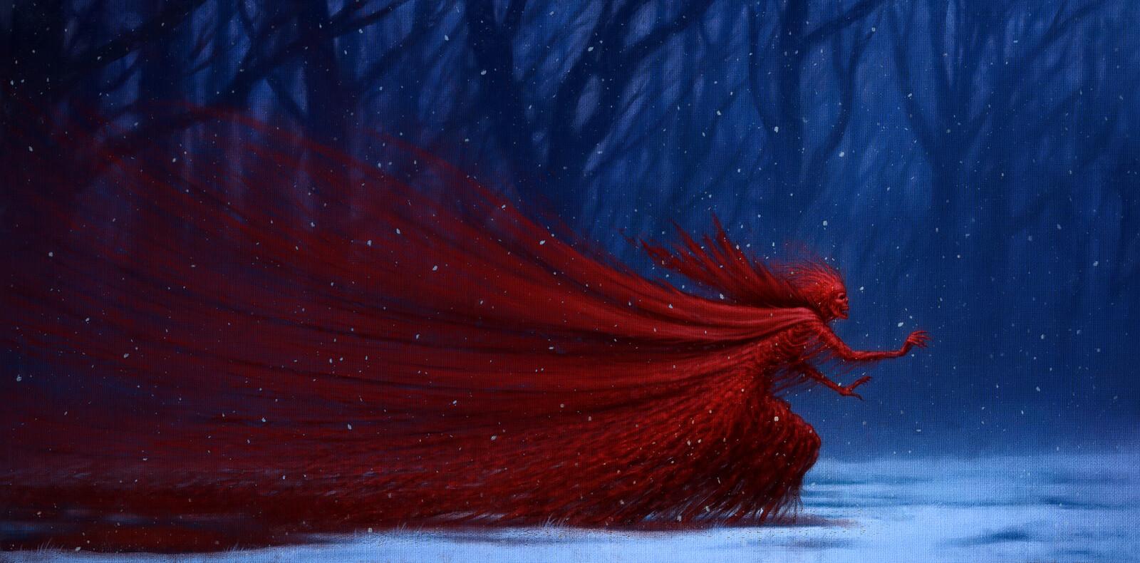 Red Ghast