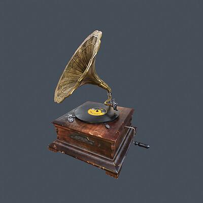 Sasa nikin vintagegramophone