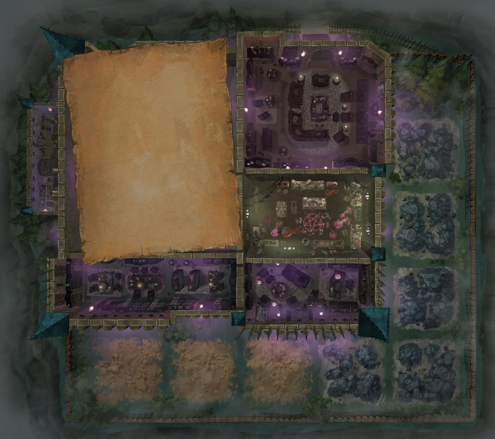 Estate Board Occult