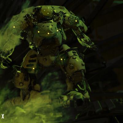 Eugene dlcrx robot 4