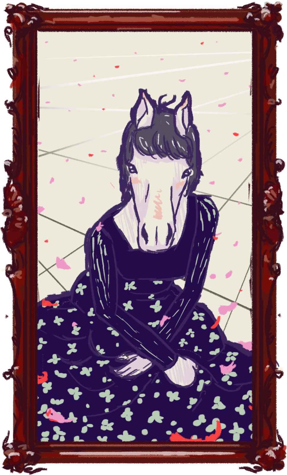 "Enya (""I Dream of Marble Halls"")"