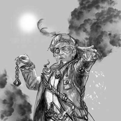 Krystyna nowek gnome wizard