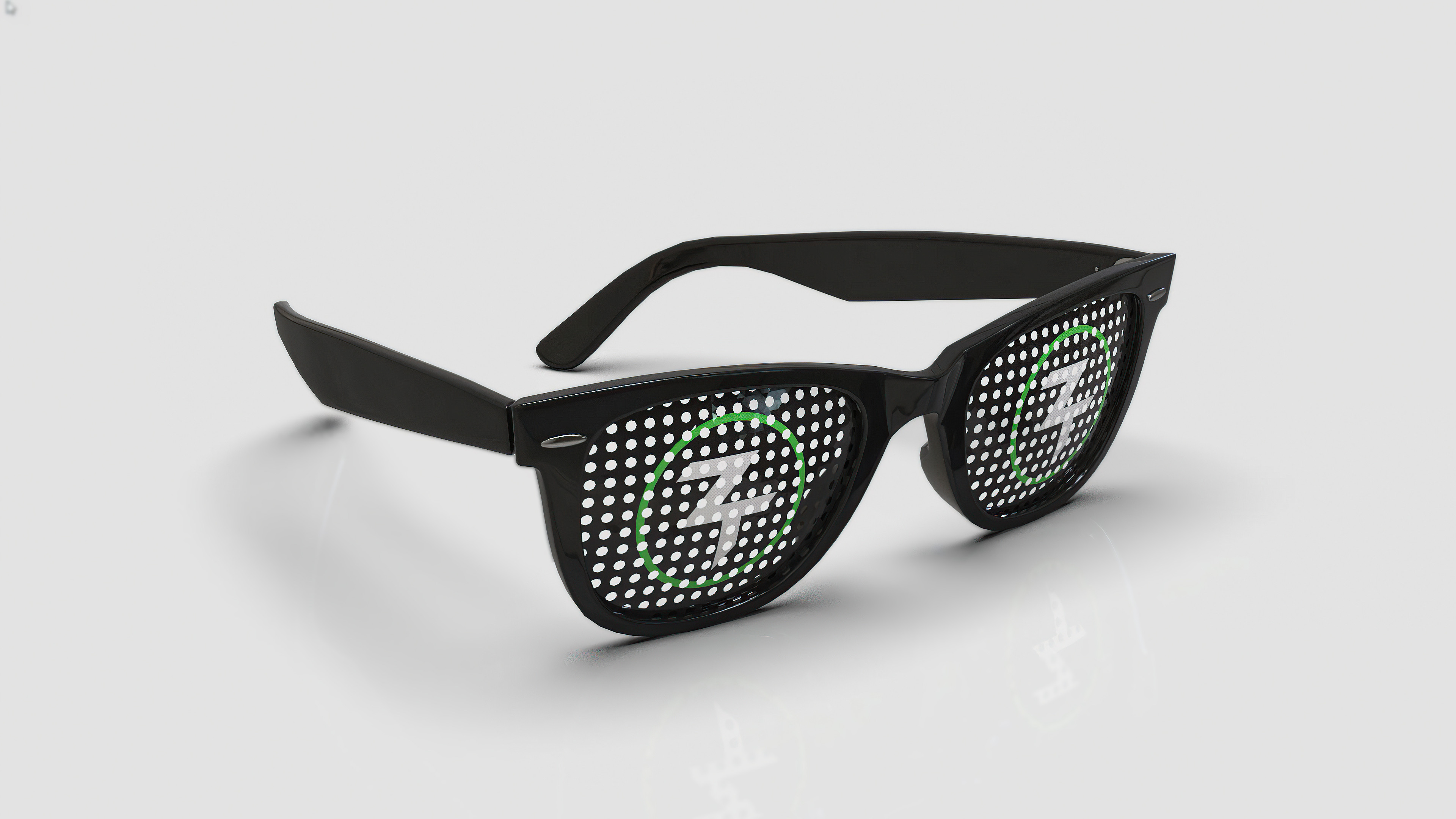 Zerator's sunglasses [Can be bought on Zerator's shop]