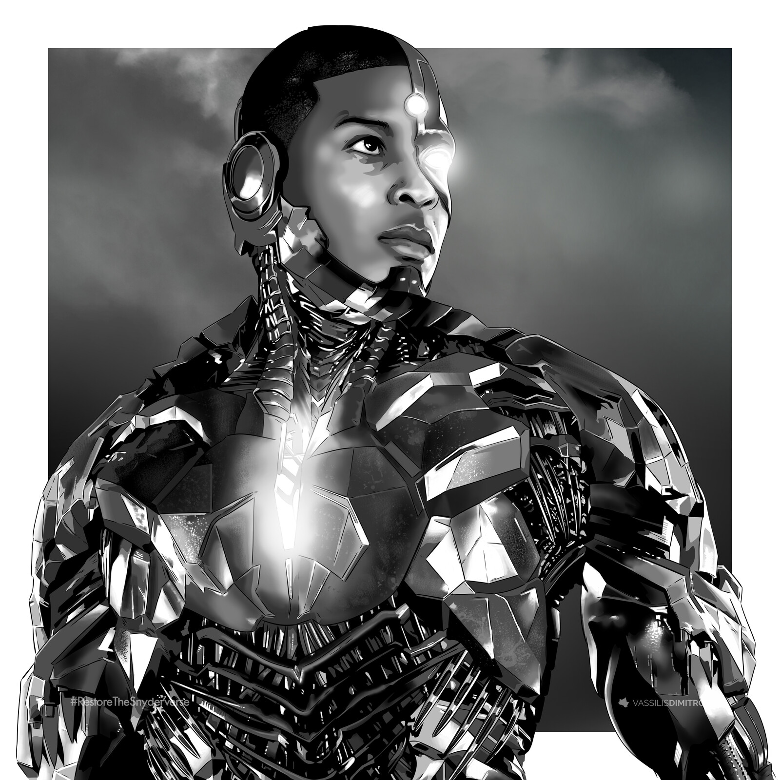 """""""I am not broken… and I am not alone"""" Zack Snyder's Justice League Part 3/9: Cyborg"""