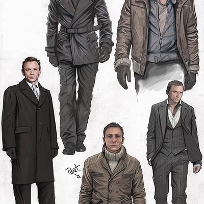 Lee carter character bond 10