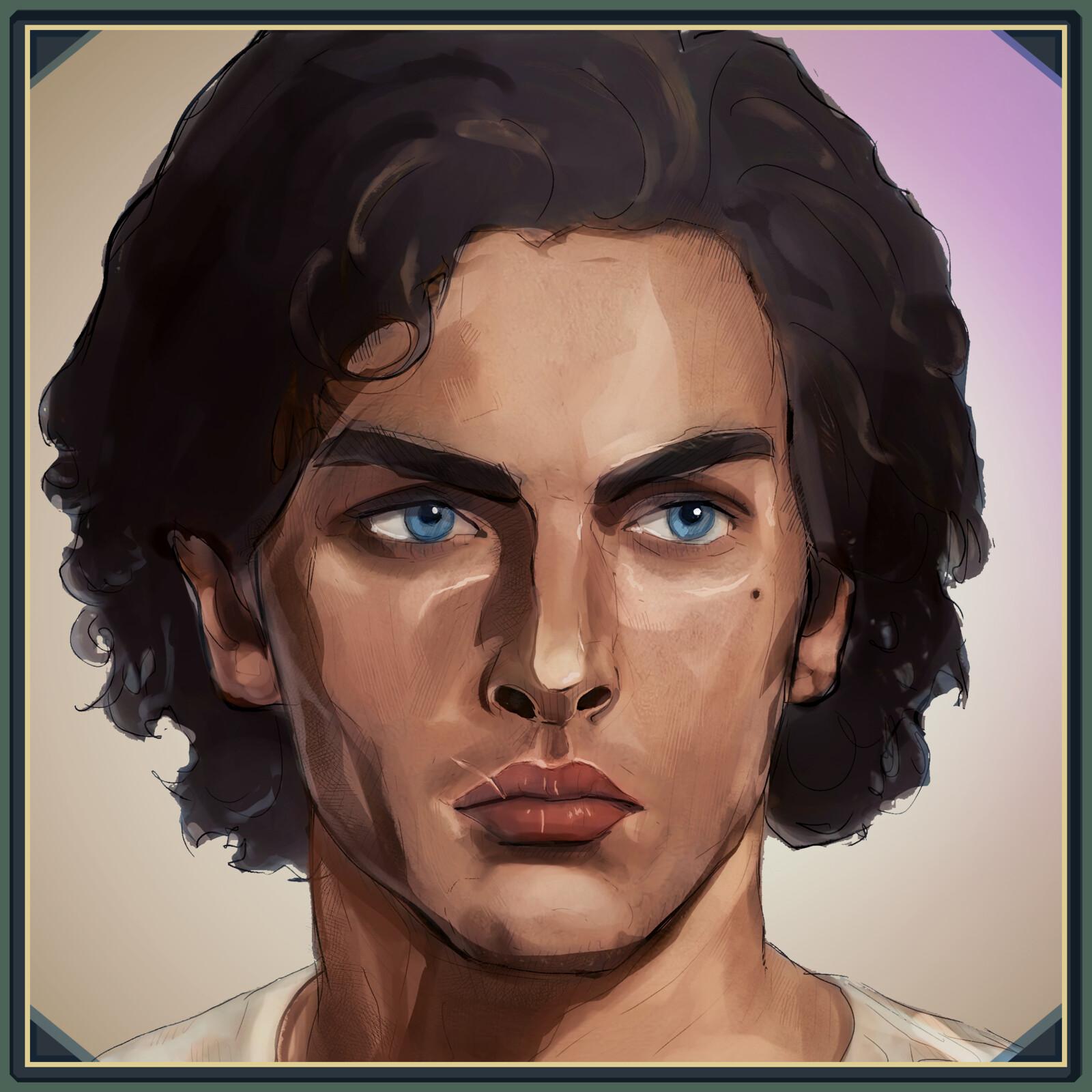 Rafael(Portrait) - Aondal