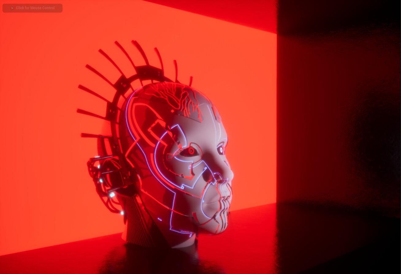 Customized cyborg deviants showcase